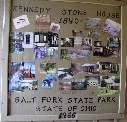 Pictures of Stone House On Bulletin Board