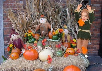 Scarecrow Ellie