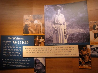The Written Word Exhibit picture