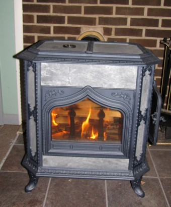 picture of woodstove