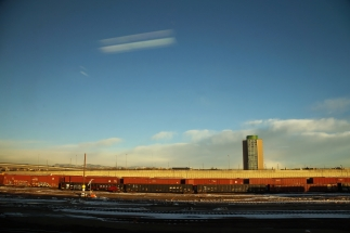 Denver-trainyard