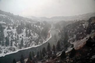 26 Gore Canyon CO River 11-41am