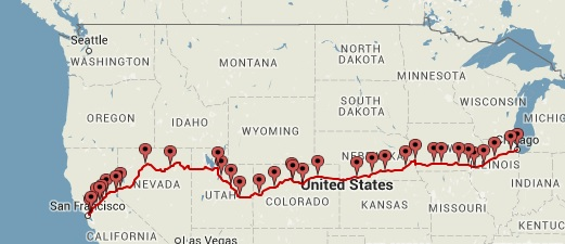 California-Zephyr-route